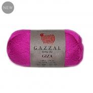 Giza (100% Мерсеризованный Хлопок, 50гр/125м)