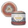 Angora Luks Color(Акрил-80%,  Мохер-5%,  Шерсть-15%, 150гр/810м)