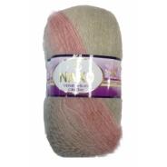 Mohair Delicate Colorflow (40% мохер, 60% акрил, 100гр/500м)
