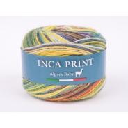 Inca Print (40% беби альпака, 35% шерсть, 25% полиакрил, 50гр/200м)