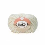Pure Wool Plus NAKO (100% шерсть, 100гр/30м)