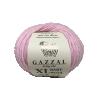 GAZZAL BABY WOOL XL  (Мериносовая шерсть-40%, Кашемир ПА-20%, Полиакрил-40%, 50гр/100м)