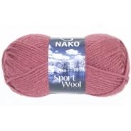 Sport Wool (Шерсть-25%, Премиум Акрил-75%, 100/120м)