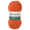 Kartopu Cozy Wool (25% шерсть, 75% акрил, 110 м/100 гр)