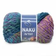 Artist Nako (65% Акрил, 35% Шерсть, 100гр/150м)