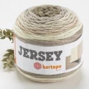 Kartopu Jersey (80% акрил, 20% шерсть, 200 гр/360 м)