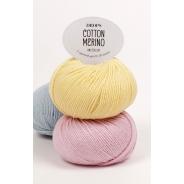 Cotton Merino (50% Шерсть, 50% Хлопок, 50гр/110м)