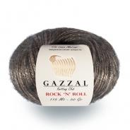 GAZZAL ROCK N ROLL (9% шерсть мериноса, 70% Полиамид, 21% Полиакрил)