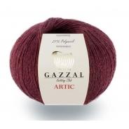 GAZZAL Artic (48% Мериносовая шерсть, 25% Полиамид, 27% Акрил, 50 гр/300 м)