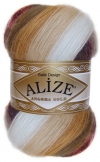 ANGORA GOLD BATIK Alize (10% мохер,10% шерсть,80% акрил, 100гр/550м)