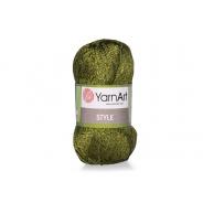 Style YarnArt (Хлопок - 67%  Вискоза - 33%, 50гр/185м)