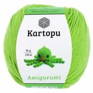 Kartopu Amigurumi (51% акрил, 49% хлопок 50 гр/130 м)
