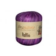 RAFFIA Fibranatura  (100% целюлоза, 40гр/90м)