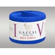 GAZZAL RIVA LUREX (Вискоза-90%, Люрекс-10%, 100/490м)