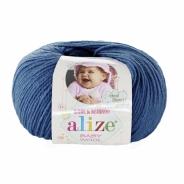 Baby Wool (Шерсть-40%, Бамбук-20%, Акрил-40%, 50гр/175м)