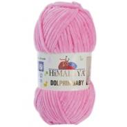 DOLPHIN BABY  HIMALAYA (100% полиэстер, 100гр/120м)