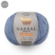 Jeans (58% Хлопок, 42% Акрил, 50гр/170м)