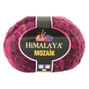 MOZAIK Himalaya (36%мохер, 31%акрил, 33%поли-д, 50гр/85м)