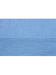 Пряжа Пехорка Цветное кружево 15 (Т.Голубой)