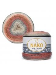 Пряжа Nako Angora Luks Color 81913