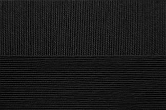 Пряжа Пехорка Цветное кружево 02 (Черный)