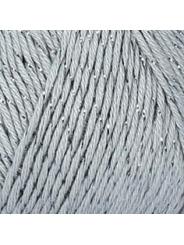 Пряжа Nako Calico Simli 10255 (серый)