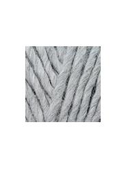 Пряжа Nako Mohair Delicate Bulky 195 (светло-серый мулине)