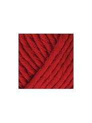 Пряжа Nako Mohair Delicate Bulky 1175 (тёмно-красный)
