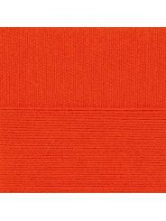Пряжа Пехорка Бисерная 244 (Алый)