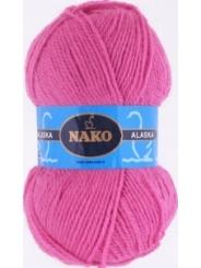 Пряжа Nako Alaska 7107 (коралловый)