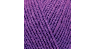 Alize Lanagold 44 (Т.фиолетовый)