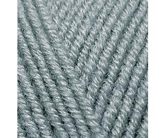 Пряжа Alize Superlana Midi 87 (угольный серый)