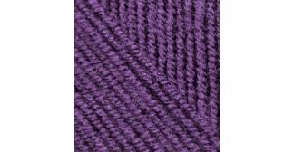 Пряжа Alize Superlana Klasik 111 (фиолетовый)