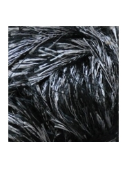 Пряжа Alize Decofur 1378 (черный с белым)