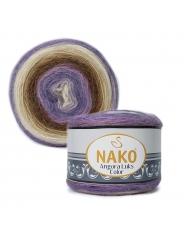 Пряжа Nako Angora Luks Color 81921