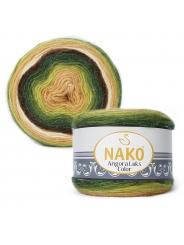 Пряжа Nako Angora Luks Color 81905