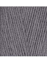 Пряжа Alize Lanagold 800 44 (темно фиолетовый)
