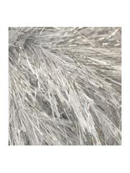 Пряжа Alize Decofur Sim 5502 (белый с серебром)
