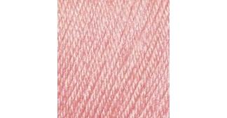 Alize BABY WOOL 161 (Кремово-розовая пудра)