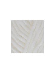 Пряжа Nako Mohair Delicate Bulky 208 (белый)
